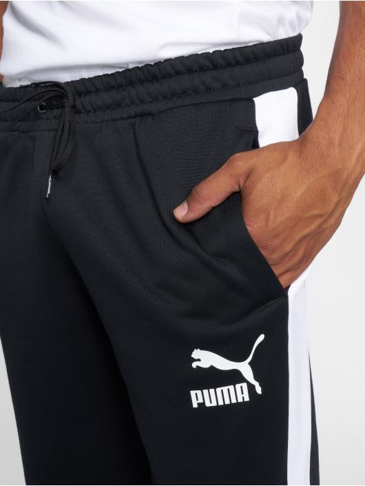 Puma Joggebukser Classics T7 svart