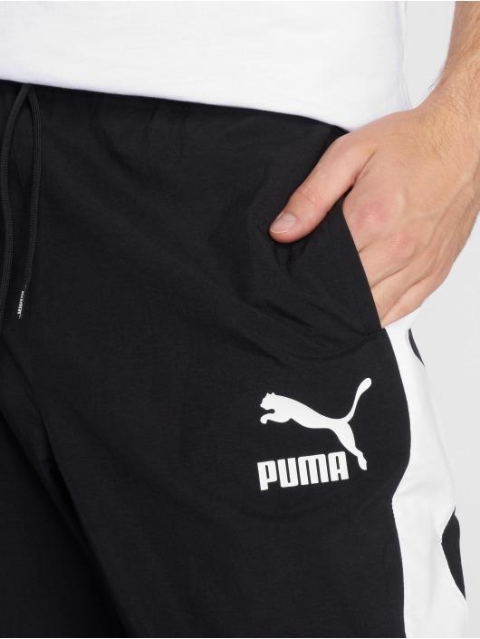 Puma Joggebukser Retro Woven svart