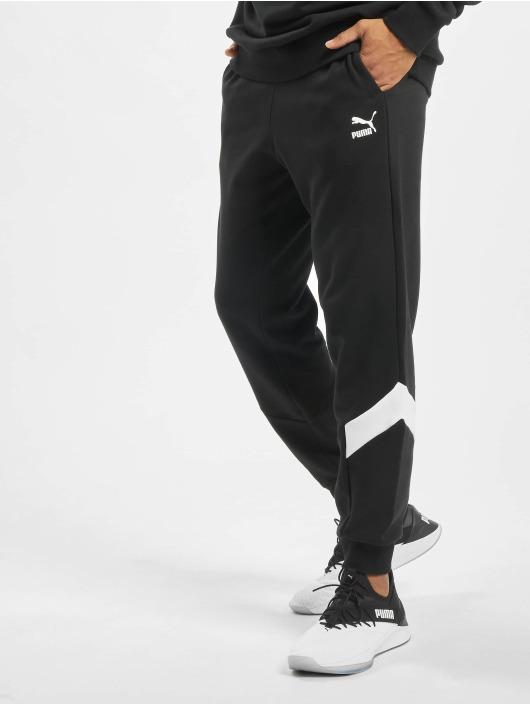Puma Joggebukser Iconic MCS svart