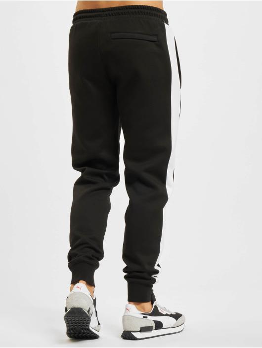Puma Jogging kalhoty Iconic T7 DK čern