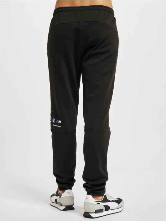 Puma Jogging kalhoty BMW MMS T7 Slim Fit čern