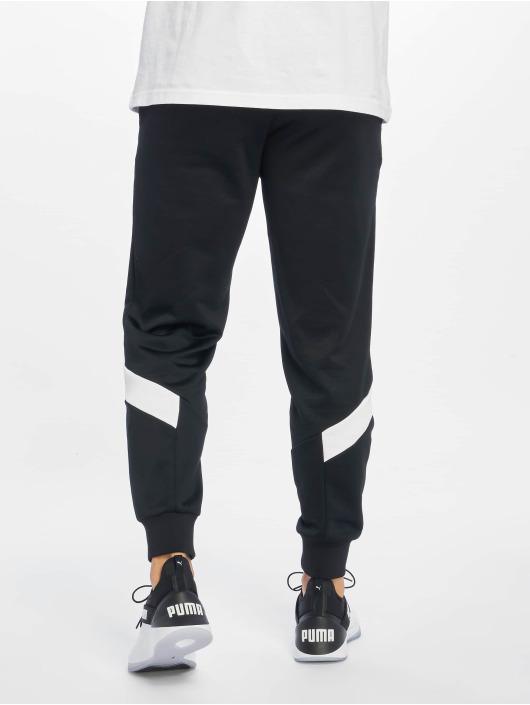 Puma joggingbroek Iconic Mcs zwart