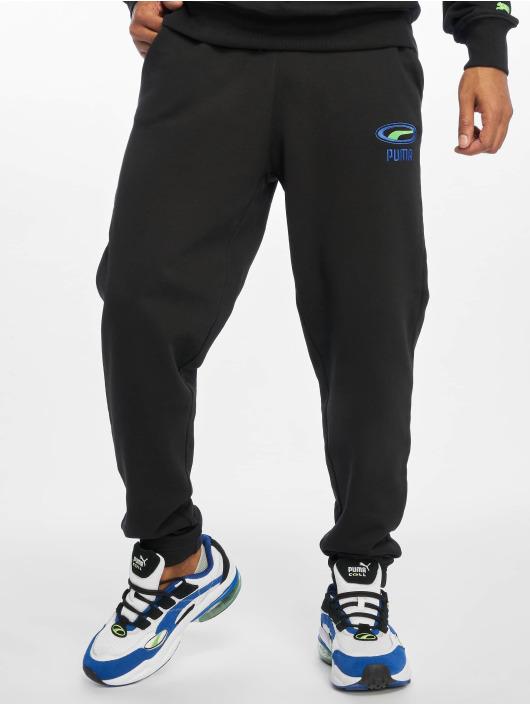 962c3c4c340 Puma broek / joggingbroek OG Cuffed in zwart 620319