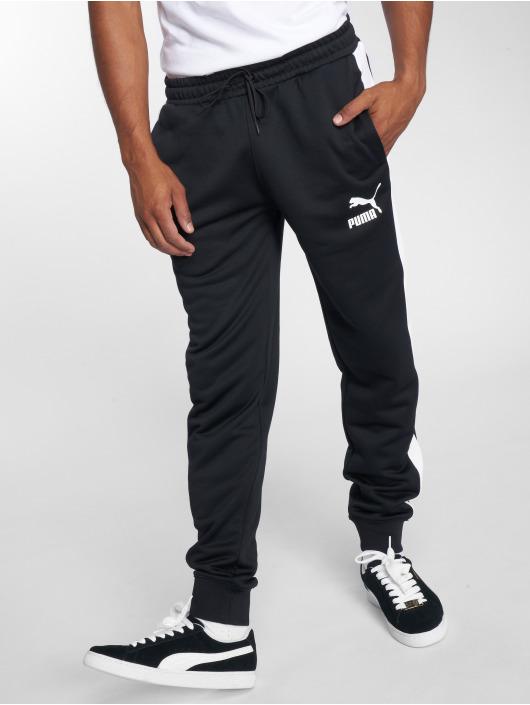Puma Joggingbyxor Classics T7 svart