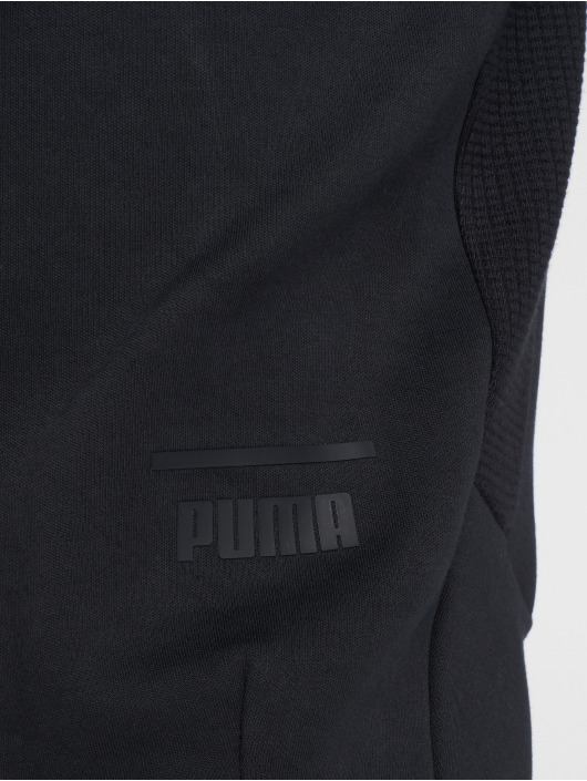Puma Joggingbyxor Pace svart