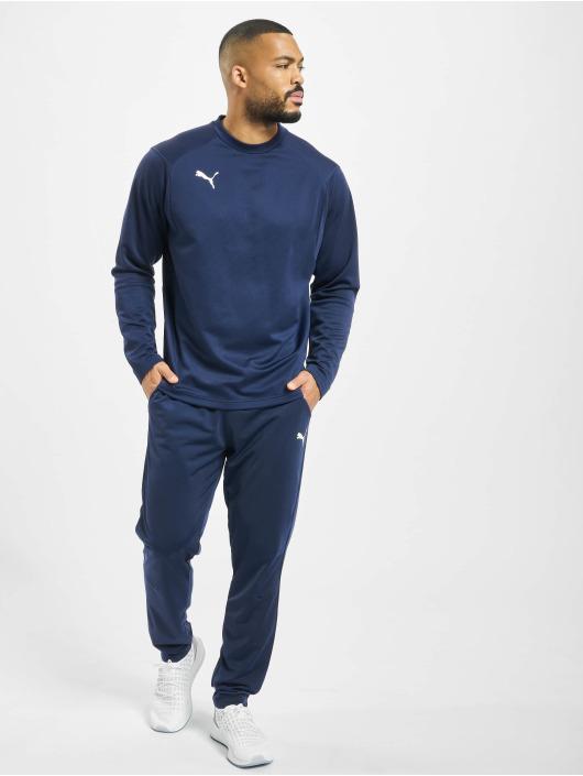 Puma Jogginghose LIGA Core Training blau