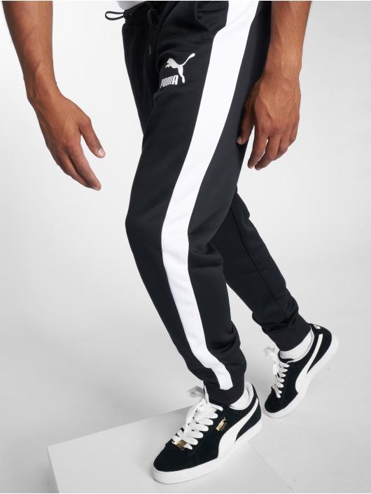 Puma Jogginghose Classics T7 schwarz
