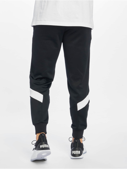 Puma Jogginghose Iconic Mcs schwarz