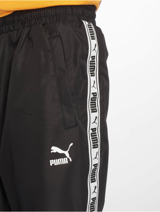 Puma Jogginghose Puma XTG Woven schwarz