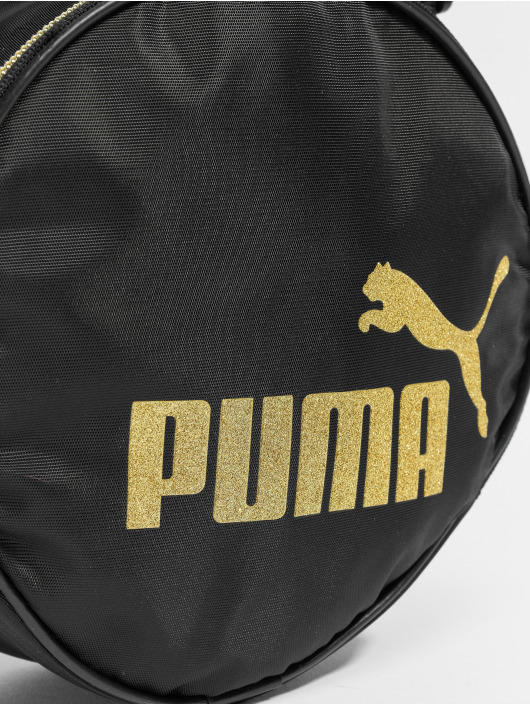 Puma Kabelky Core Round Case Seasonal èierna