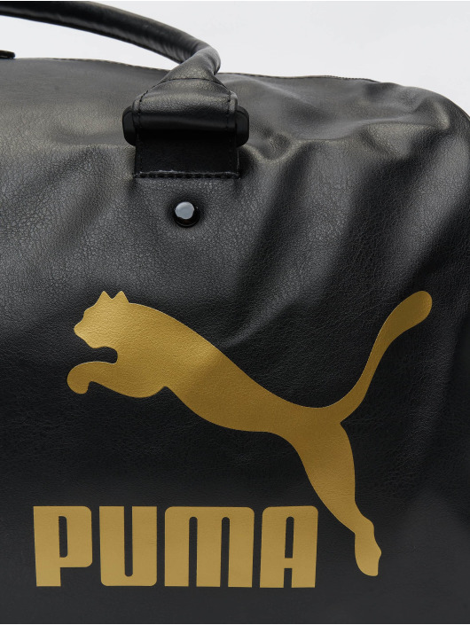 Puma Kabelky Grip Retro èierna
