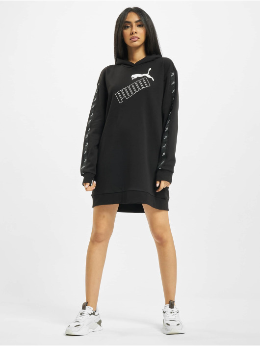 Puma Klær Amplified Hooded svart