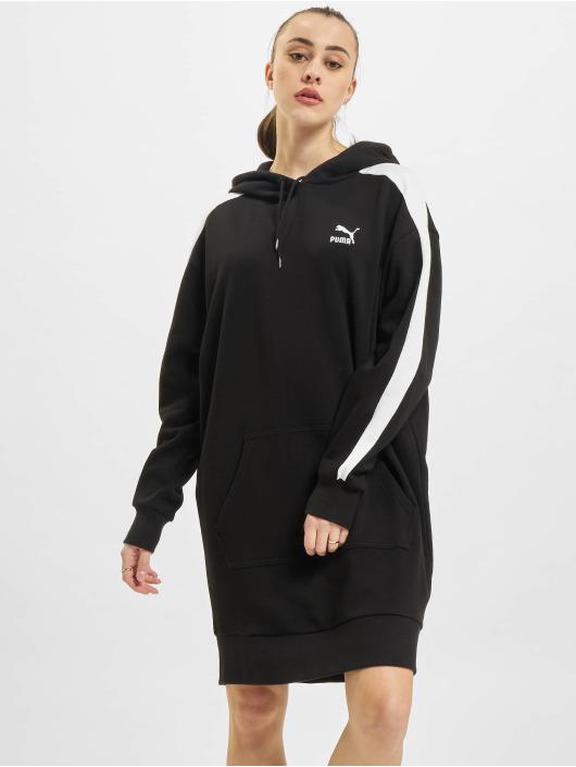 Puma Klær Iconic Hooded svart
