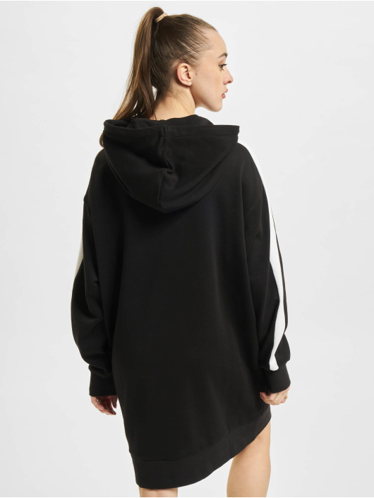 Puma Kleid Iconic Hooded schwarz
