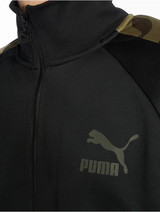 Puma Kurtki przejściowe Wild Pack T7 czarny