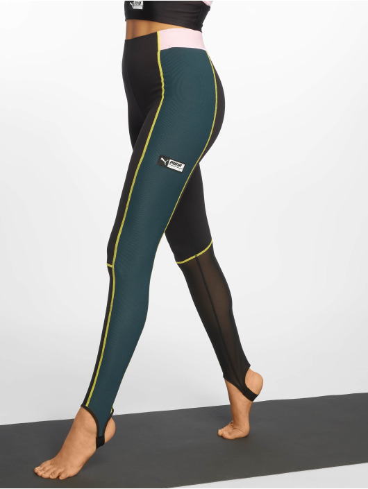 Puma Leggings TZ Highwaist Stir Up svart