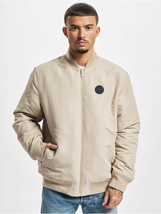 Puma Lightweight Jacket Santa Cruz Varsity beige