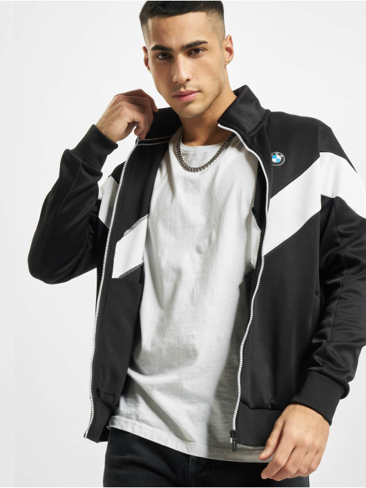 Puma Lightweight Jacket BMW MMS MCS black