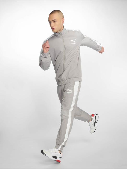 Puma Lightweight Jacket Iconic T7 gray