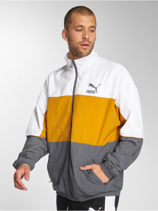 Puma Lightweight Jacket Retro grey