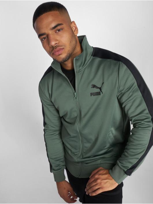 Puma Lightweight Jacket Classics T7 Track olive