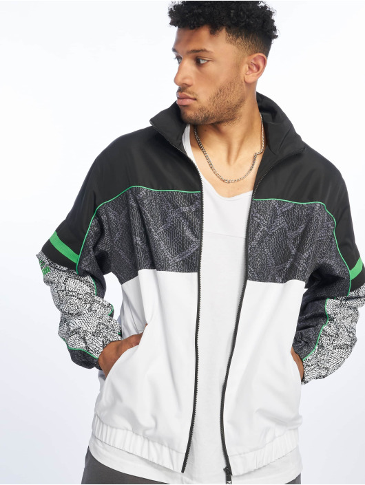 Puma Lightweight Jacket Snake Pack Luxtg white