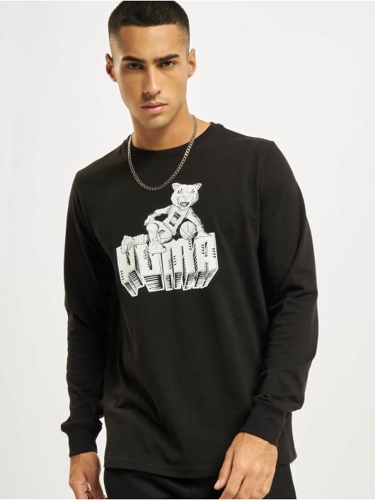 Puma Longsleeve Dylan 1 zwart