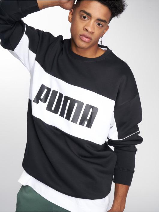 Puma Maglia Retro Dk nero
