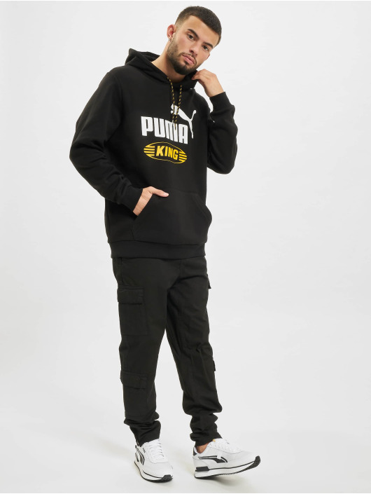 Puma Mikiny Iconic King èierna