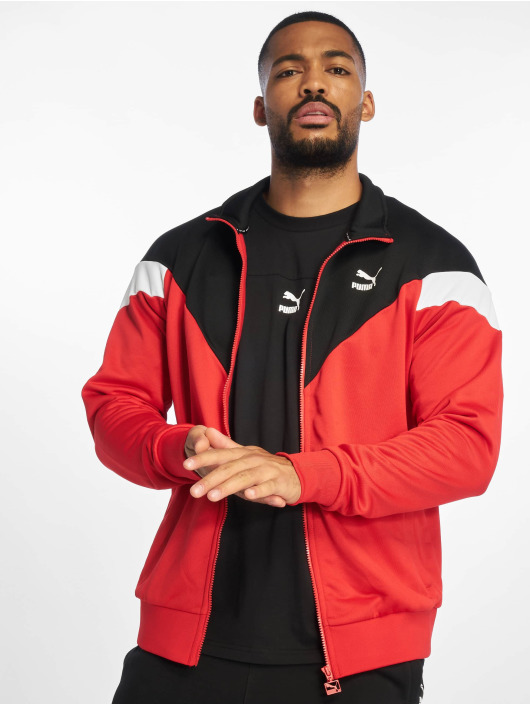 Puma Overgangsjakker Iconic MCS rød