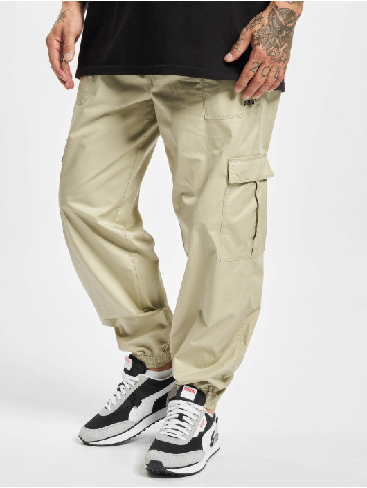 Puma Pantalon cargo Woven beige