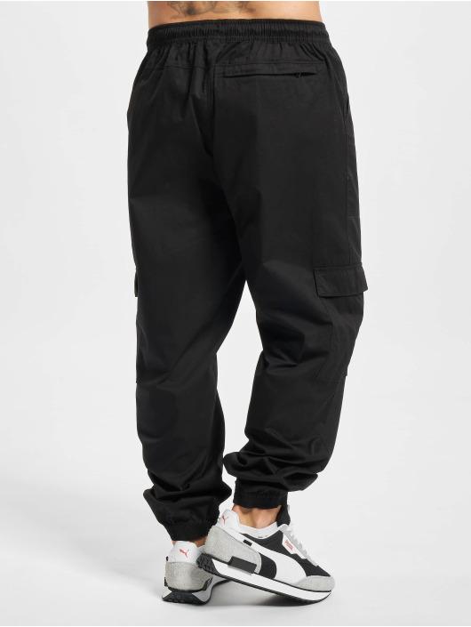 Puma Pantalon cargo Woven noir