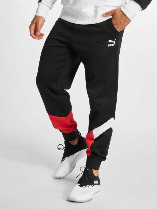 Puma Pantalón deportivo Iconic MCS Cuff negro