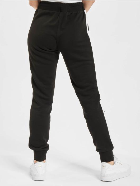 Puma Pantalón deportivo Iconic T7 negro
