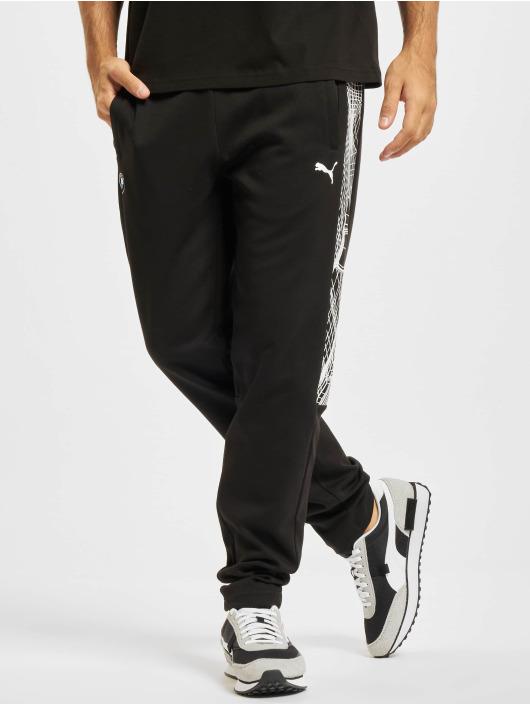 Puma Pantalón deportivo BMW MMS T7 Slim Fit negro