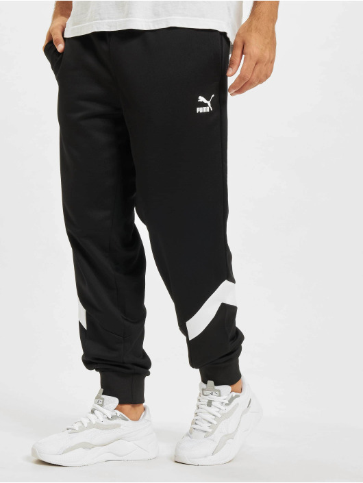 Puma Pantalón deportivo Iconic MCS PT negro