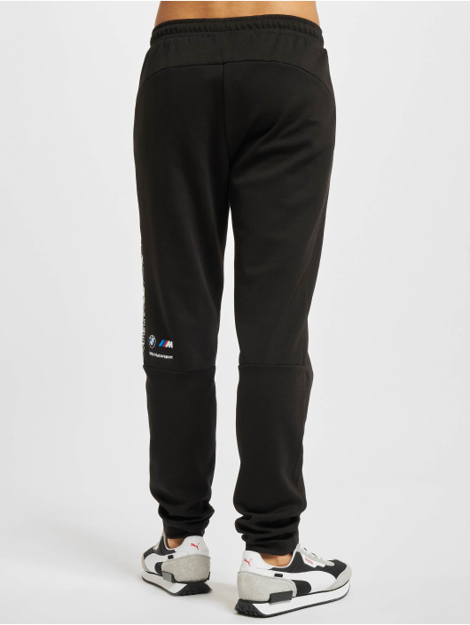 Puma Pantalone ginnico BMW MMS T7 Slim Fit nero