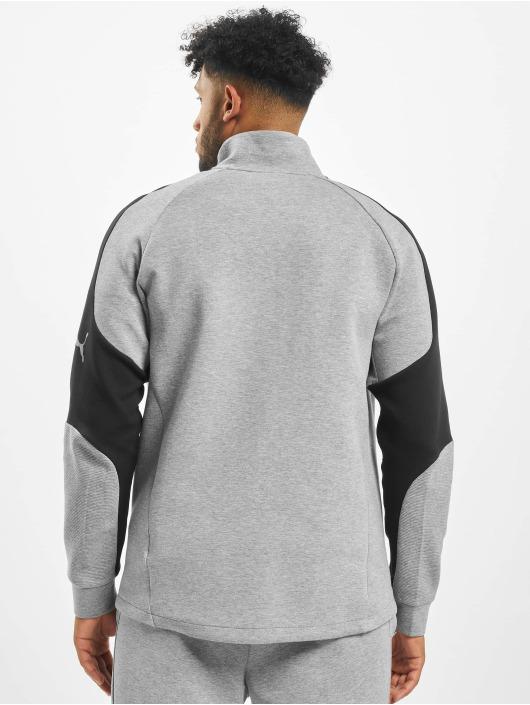 Puma Performance Демисезонная куртка Evostripe серый