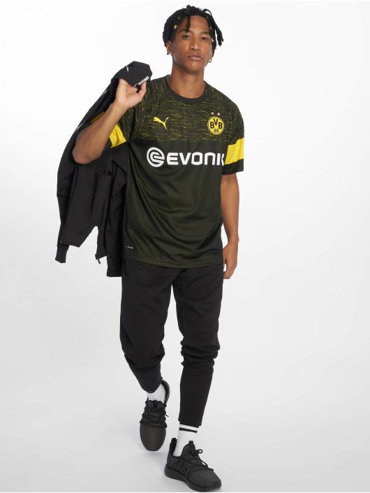 Puma Performance футбольные майки BVB Away Replica черный