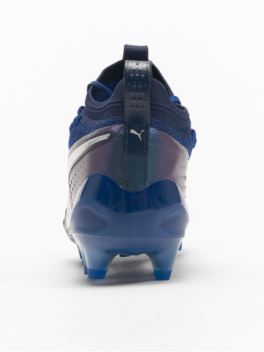 Puma Performance All'aperto One 1 Leather FG/AG blu