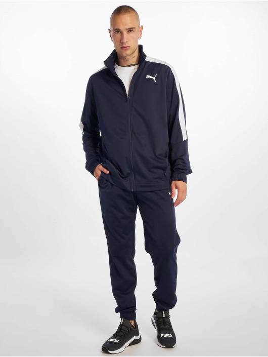 Puma Performance Anzug Classic blau