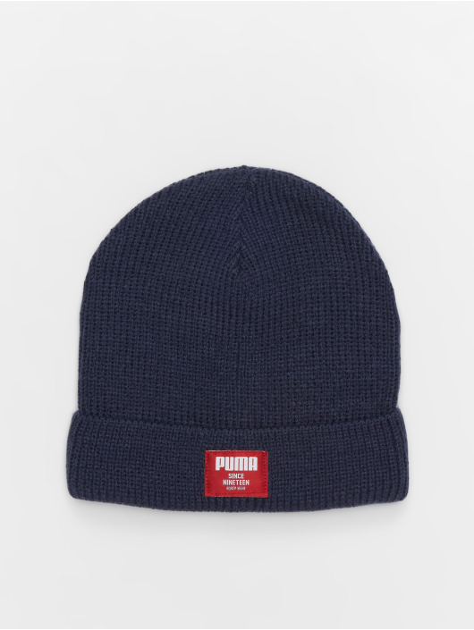 Puma Performance Beanie Ribbed Classic blue