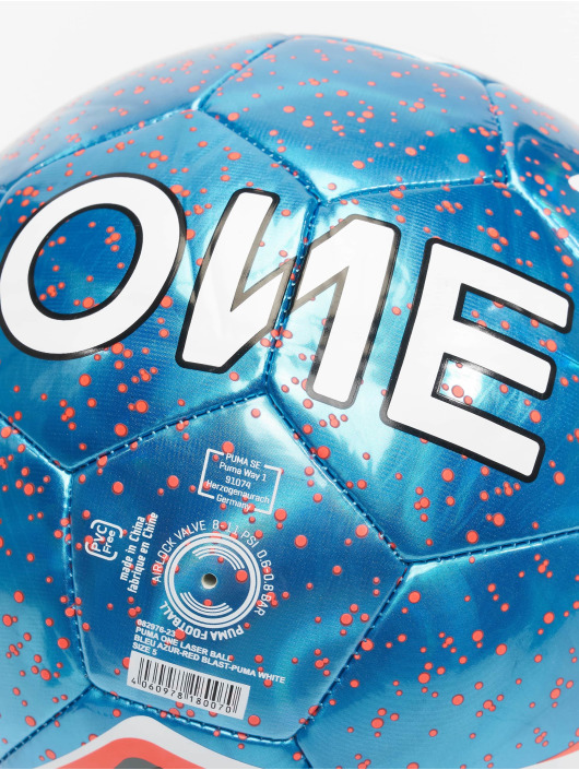 Puma Performance Fotballer Performance One Laser blå