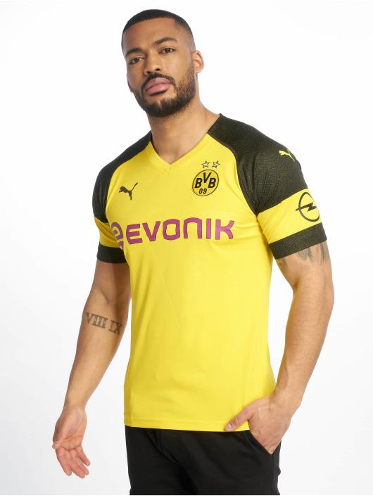 Puma Performance Fußballtrikots BVB Home Replica Evonik Logo žltá
