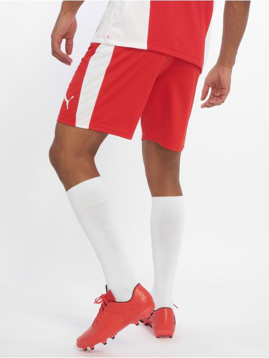 Puma Performance Jalkapalloshortsit LIGA punainen