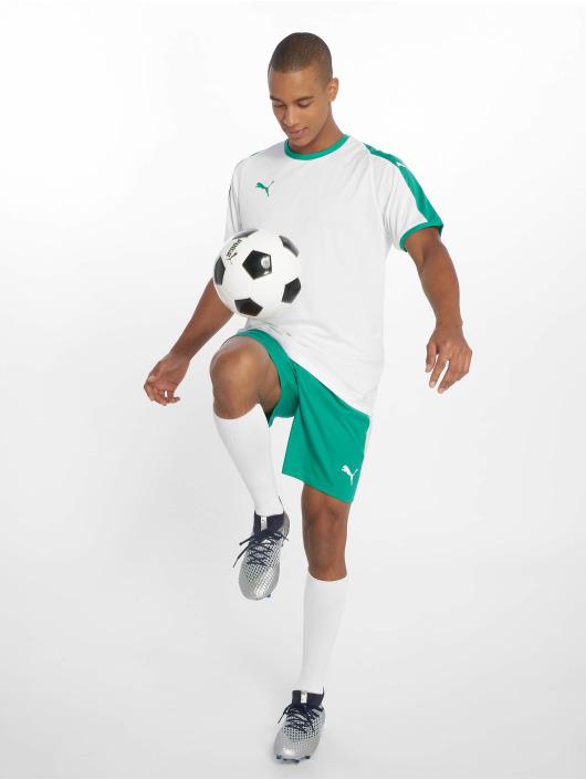 Puma Performance Jalkapallotrikots LIGA Jersey valkoinen