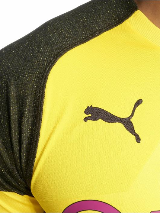 Puma Performance Jersey BVB Home Replica Evonik Logo žltá