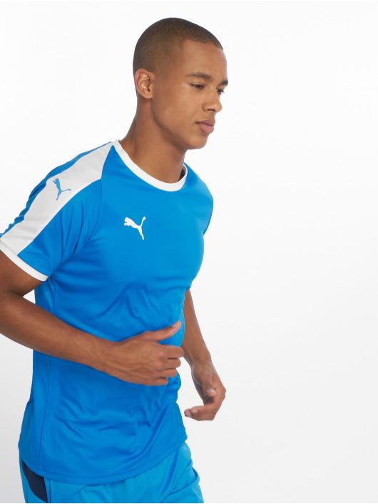 Puma Performance Jersey LIGA Jersey Electric modrá
