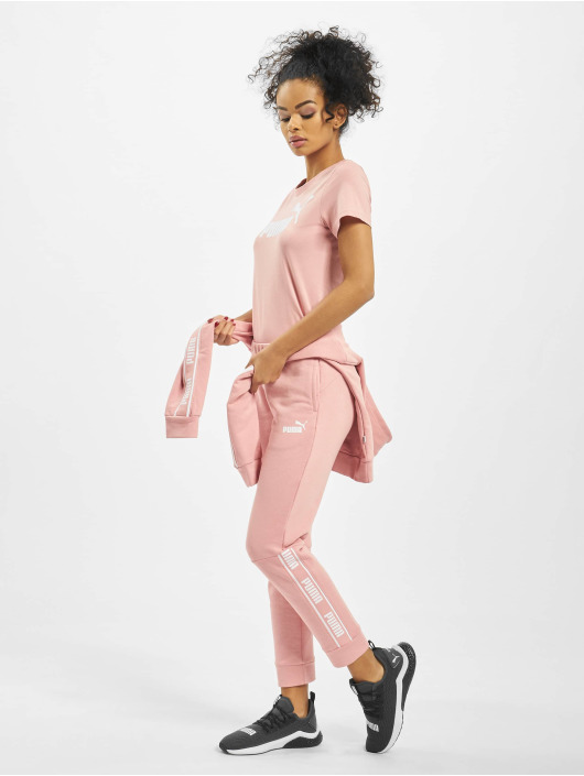 Puma Performance Joggers Amplified rosa