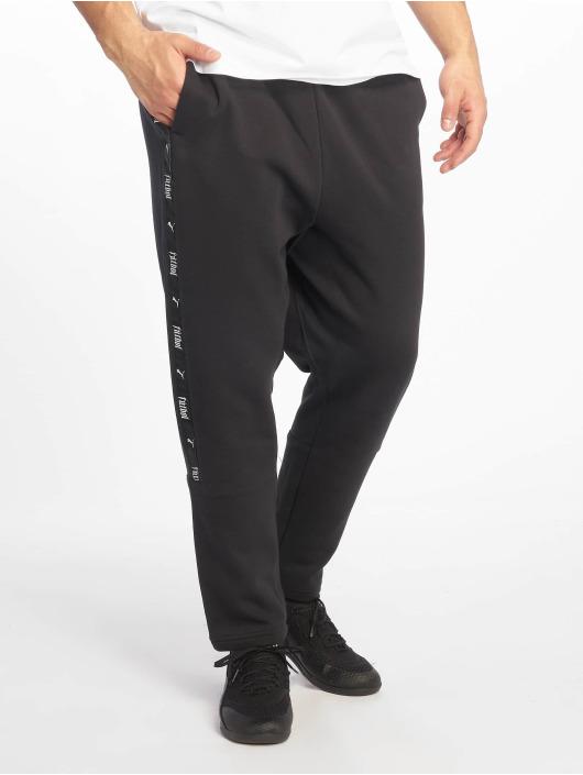 Puma Performance joggingbroek ftblNXT Casuals zwart